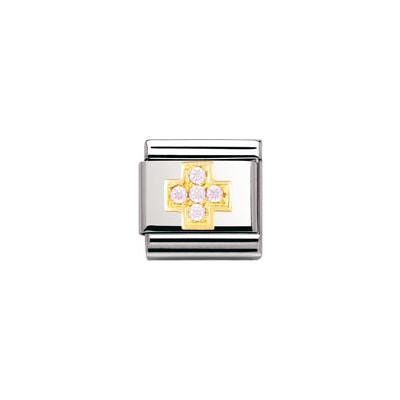 componibile unisex gioielli Nomination Composable 030307/06