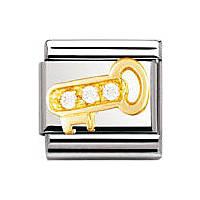 componibile unisex gioielli Nomination Composable 030307/11