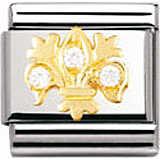 componibile unisex gioielli Nomination Composable 030307/12