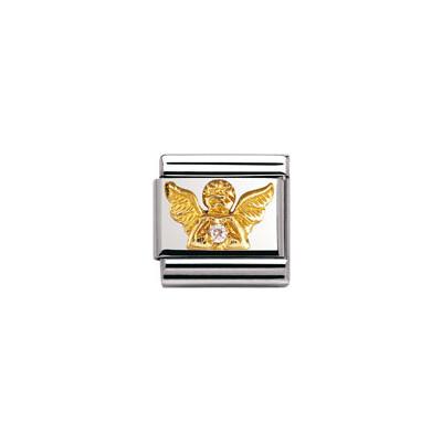 componibile unisex gioielli Nomination Composable 030307/23