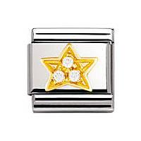 componibile unisex gioielli Nomination Composable 030308/01