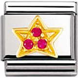 componibile unisex gioielli Nomination Composable 030308/02