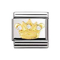 componibile unisex gioielli Nomination Composable 030308/15