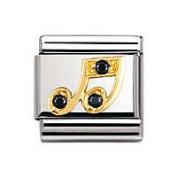componibile unisex gioielli Nomination Composable 030308/19
