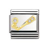 componibile unisex gioielli Nomination Composable 030309/03