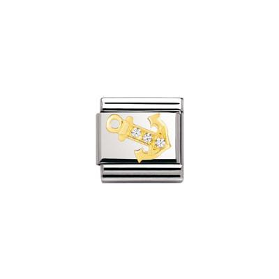 componibile unisex gioielli Nomination Composable 030309/04