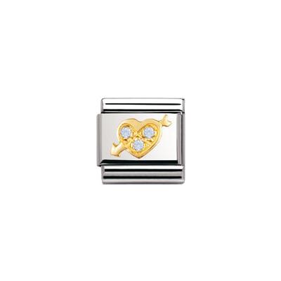 componibile unisex gioielli Nomination Composable 030311/05