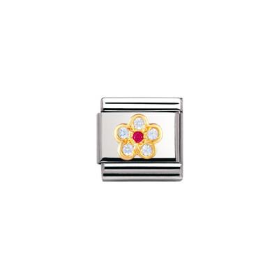 componibile unisex gioielli Nomination Composable 030312/06