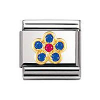 componibile unisex gioielli Nomination Composable 030312/08