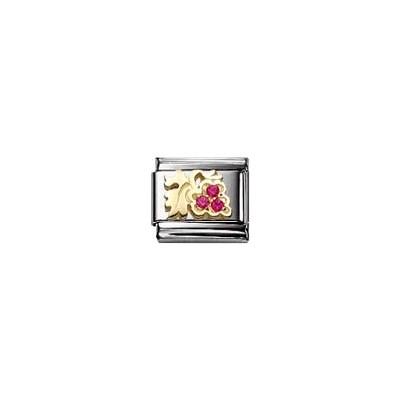 componibile unisex gioielli Nomination Composable 030313/01