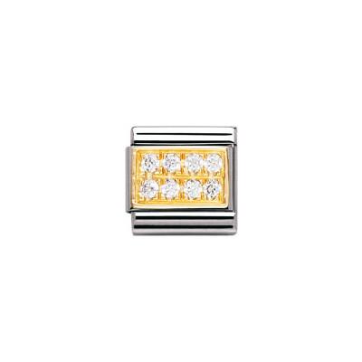 componibile unisex gioielli Nomination Composable 030314/01