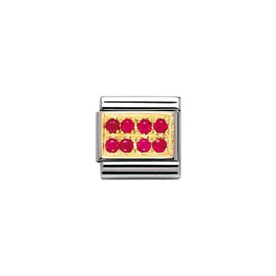 componibile unisex gioielli Nomination Composable 030314/02