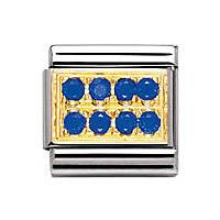 componibile unisex gioielli Nomination Composable 030314/04