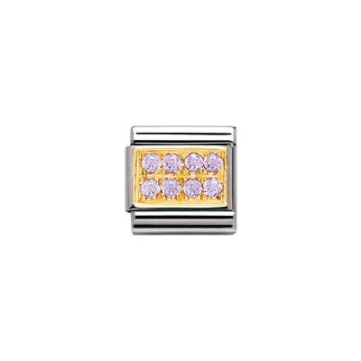 componibile unisex gioielli Nomination Composable 030314/08