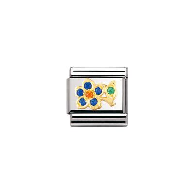 componibile unisex gioielli Nomination Composable 030318/01