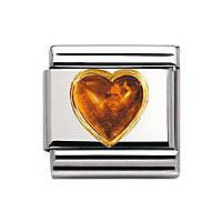 componibile unisex gioielli Nomination Composable 030501/01