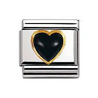 componibile unisex gioielli Nomination Composable 030501/02