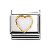 componibile unisex gioielli Nomination Composable 030501/07