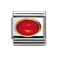componibile unisex gioielli Nomination Composable 030502/11