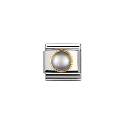 componibile unisex gioielli Nomination Composable 030503/14