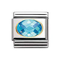 componibile unisex gioielli Nomination Composable 030601/006