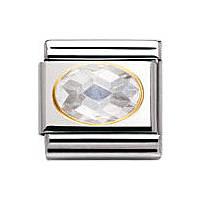 componibile unisex gioielli Nomination Composable 030601/010