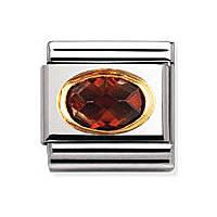 componibile unisex gioielli Nomination Composable 030601/012