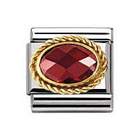 componibile unisex gioielli Nomination Composable 030602/005