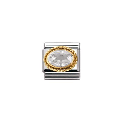 componibile unisex gioielli Nomination Composable 030602/010