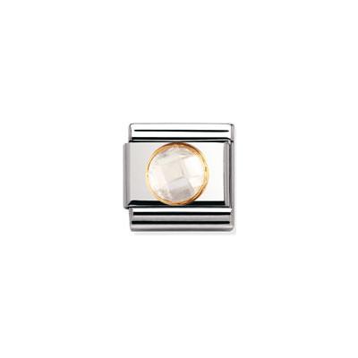 componibile unisex gioielli Nomination Composable 030605/010