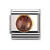 componibile unisex gioielli Nomination Composable 030605/012