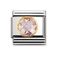 componibile unisex gioielli Nomination Composable 030605/023
