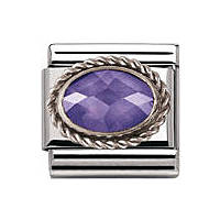 componibile unisex gioielli Nomination Composable 030606/001