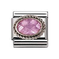 componibile unisex gioielli Nomination Composable 030606/003