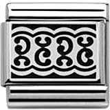 componibile unisex gioielli Nomination Composable 330103/01