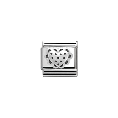 componibile unisex gioielli Nomination Composable 330103/06