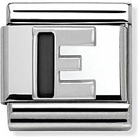 componibile unisex gioielli Nomination Composable 330201/05
