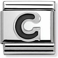 componibile unisex gioielli Nomination Composable 330201/07