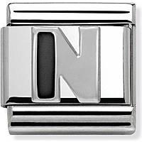 componibile unisex gioielli Nomination Composable 330201/14