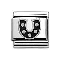 componibile unisex gioielli Nomination Composable 330202/08