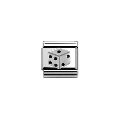 componibile unisex gioielli Nomination Composable 330202/11