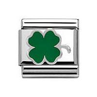 componibile unisex gioielli Nomination Composable 330202/12