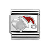 componibile unisex gioielli Nomination Composable 330204/05