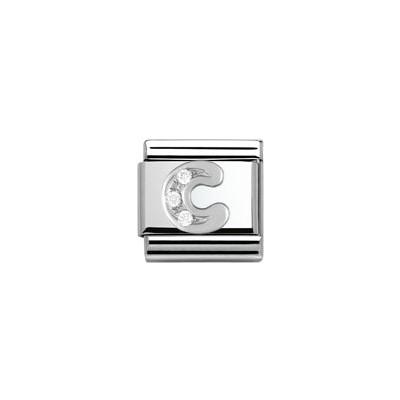 componibile unisex gioielli Nomination Composable 330301/03