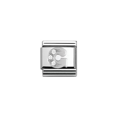 componibile unisex gioielli Nomination Composable 330301/07