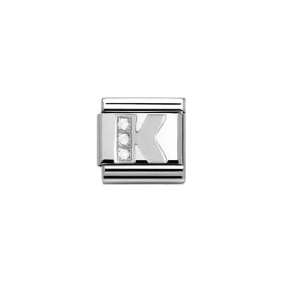 componibile unisex gioielli Nomination Composable 330301/11