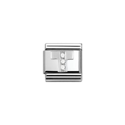 componibile unisex gioielli Nomination Composable 330301/20