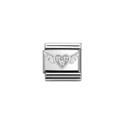 componibile unisex gioielli Nomination Composable 330304/12