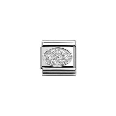 componibile unisex gioielli Nomination Composable 330308/01