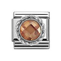 componibile unisex gioielli Nomination Composable 330601/024